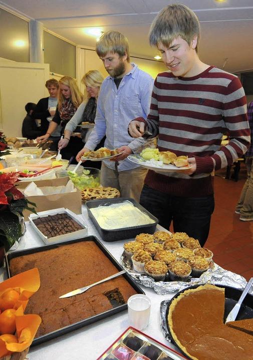 US-Studenten feiern in der Stusie Thanksgiving.  | Foto: Michael Bamberger, VLAD_G/Fotolia