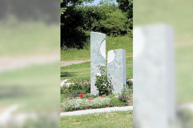 Neue Bestattungsformen