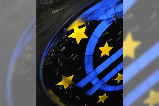 EZB erhöht Druck auf den EU-Gipfel