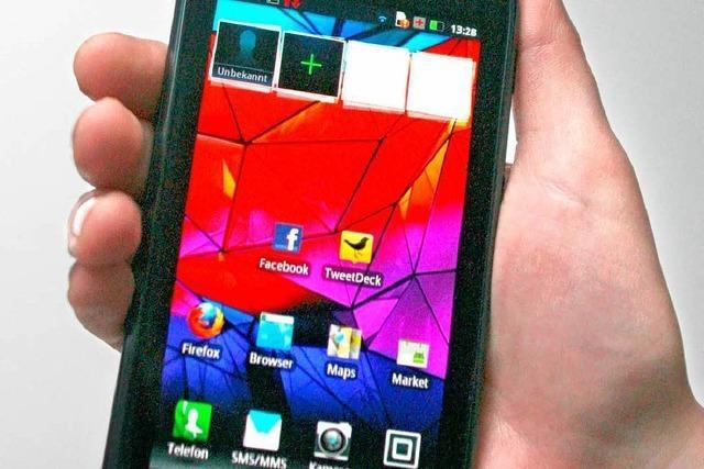 Motorola kann den Verkauf von Apples iPhone stoppen