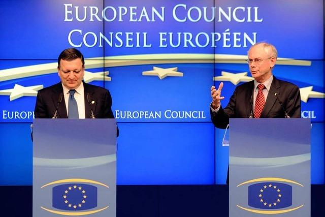 EU-Gipfel: Das Tischtuch ist zerschnitten