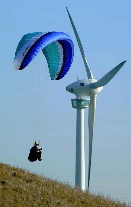 Mit einer Aussichtsplattform könnte ei...chael Heizmann weniger Zurückhaltung.   | Foto: dpa