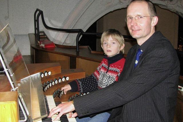 Wie ein Sinfonieorchester auf die Orgel übertragen