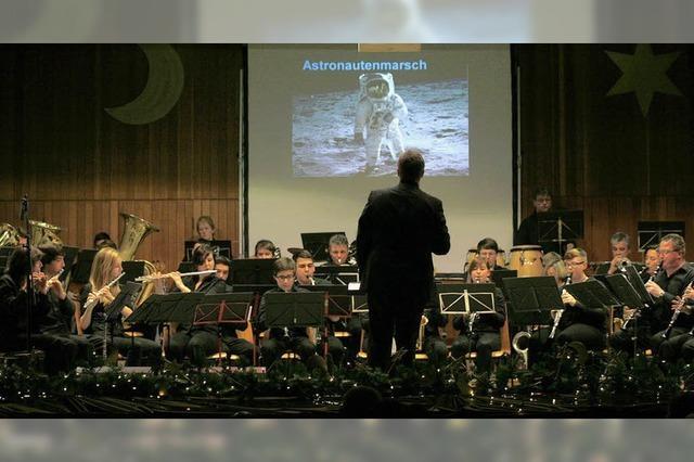 Der Mond – musikalisch beleuchtet