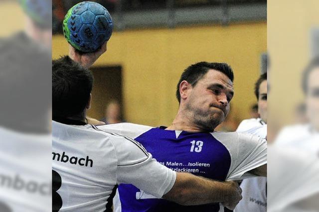 Hochrhein-Handballer kassieren zwei Niederlagen