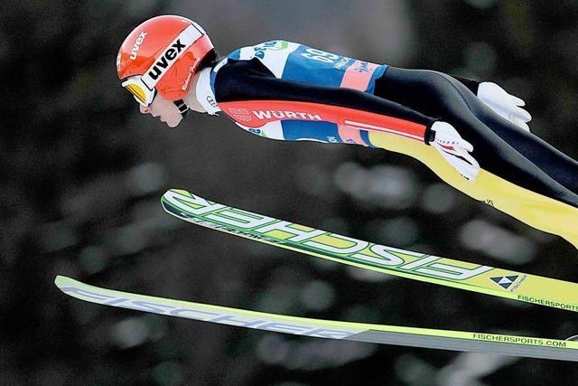 Richard Freitag holt ersten Weltcup-Sieg seiner Karriere