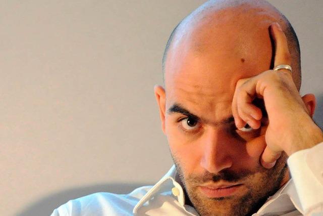 Banken und Mafiapaten: Saviano nimmt Finanzbranche ins Visier