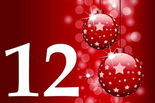 12. Dezember 2011: Die gute Nachricht aus Südbaden