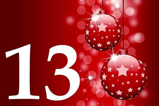 13. Dezember 2011: Die gute Nachricht aus Südbaden