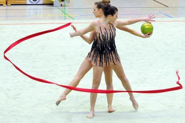 Lahrer Gymnastinnen auch im Ausland erfolgreich