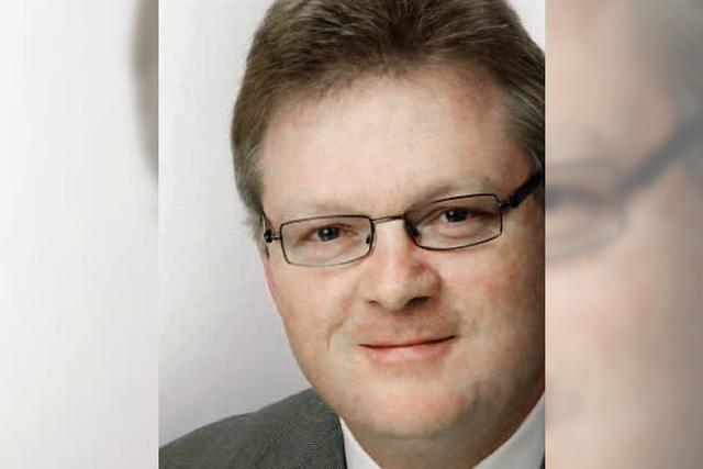 Udo Becker ist neuer Vorsitzender