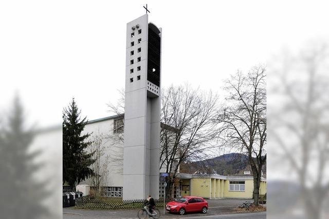 Evangelische Kirche in Freiburg: Baustelle Kirche