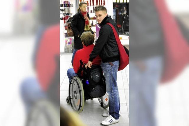 Betreuer und Betreute profitieren