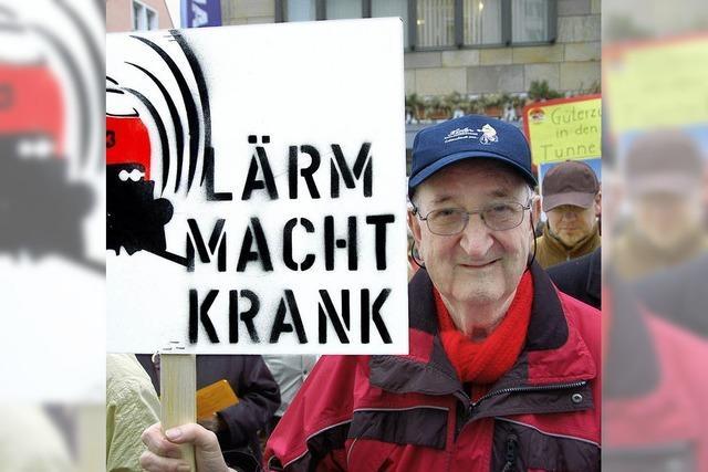 Alt-Stadtrat Peter Engelhard: Eine Kämpfernatur mit wachem Geist