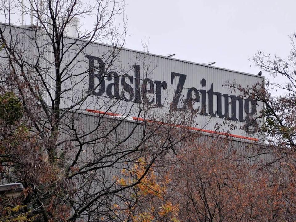 Wohin sie geht, scheint jetzt klarer als zuvor: die Basler Zeitung.  | Foto: Daniel Gramespacher
