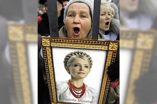Neuer Prozess gegen Timoschenko