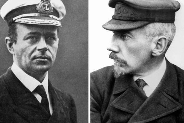 Roald Amundsen: Der eiskalte Sieger