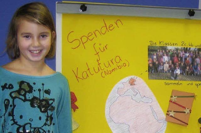 Hilfe für die Kinder in Katutura