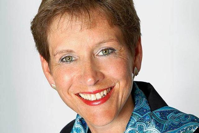 Marion Dammann künftige Landrätin in Lörrach