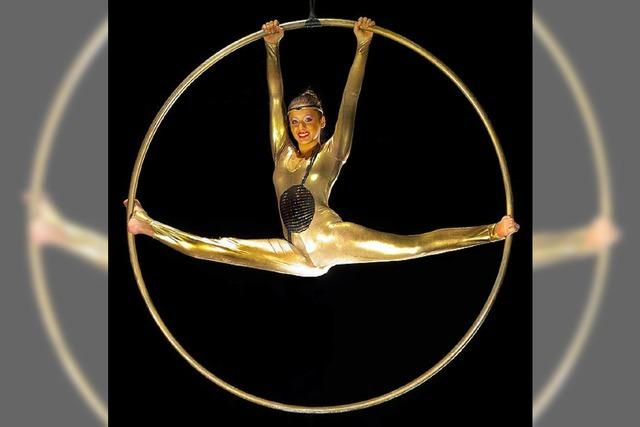 Akrobatik und jede Menge Klamauk