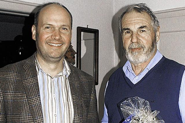 Ernst Danner hat seinen 70. Geburtstag gefeiert