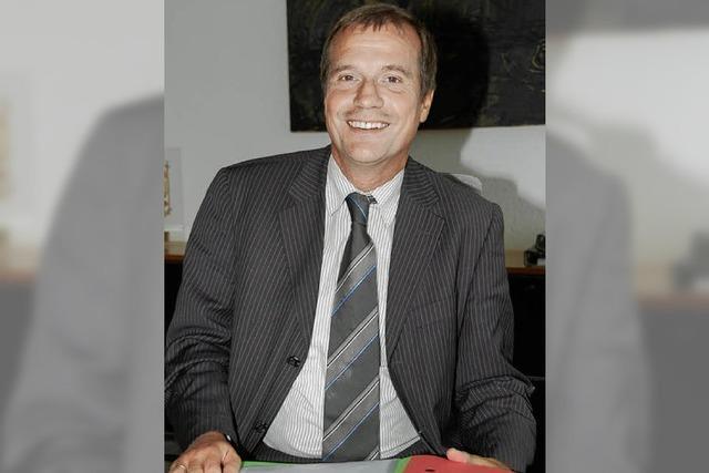 Klaus Eberhardt tritt zur OB-Wahl an