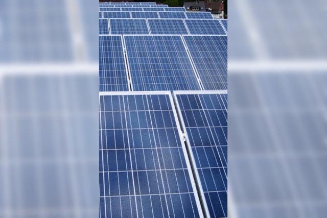 Häusern will selbst Strom produzieren