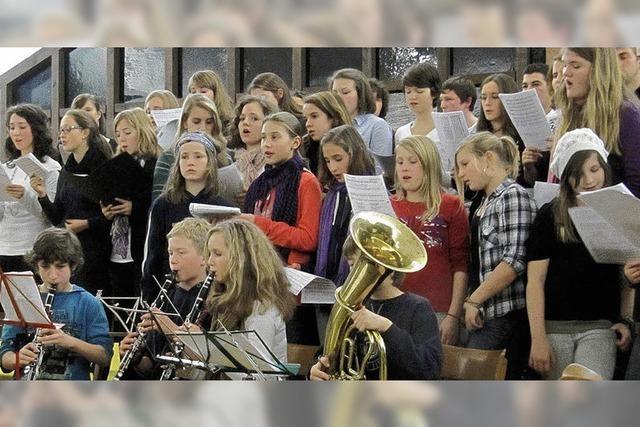 Musikalische Einstimmung auf das Weihnachtsfest