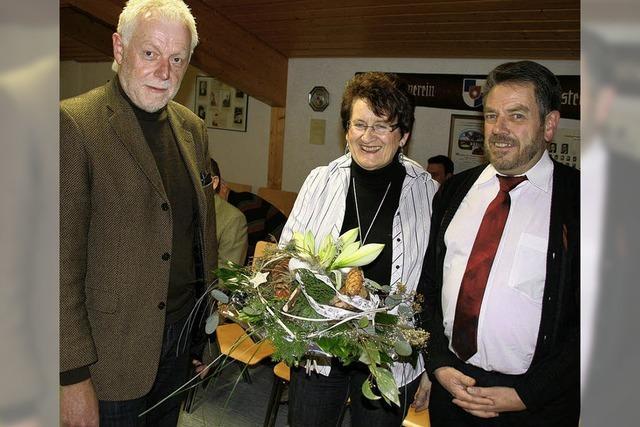 37 Jahre lang im Dienst der Gemeinde Rickenbach