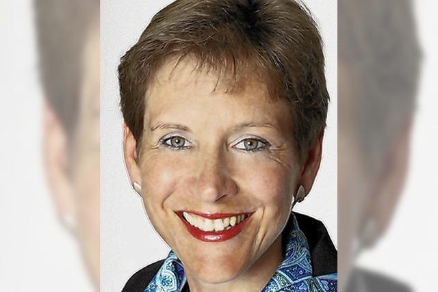 Bürgermeisterin wird Landrätin