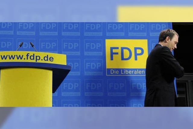 Lindner tritt zurück – FDP taumelt