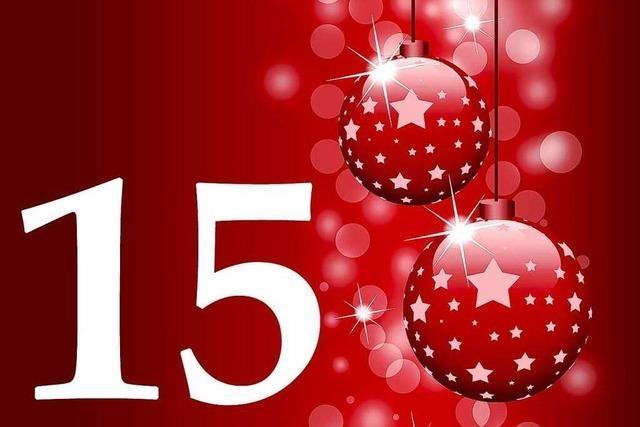 15. Dezember 2011: Die gute Nachricht aus Südbaden