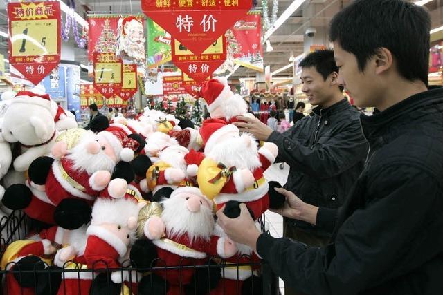 Spielzeug aus China: Schuften vor Weihnachten