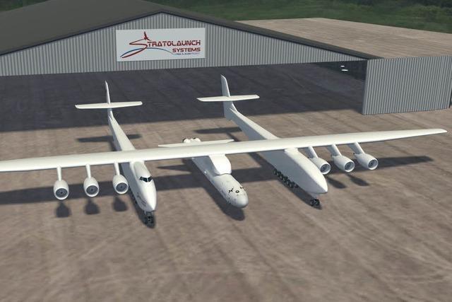 Microsoft-Mitbegründer will Superflugzeug bauen