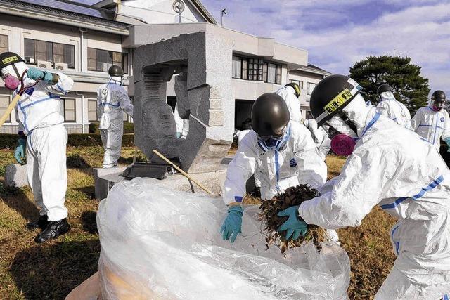 Erfolgreiche Hilfe für Tsunami-Opfer