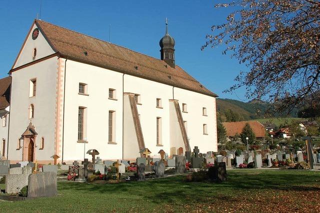 Oberried arbeitet an Friedhofskonzept