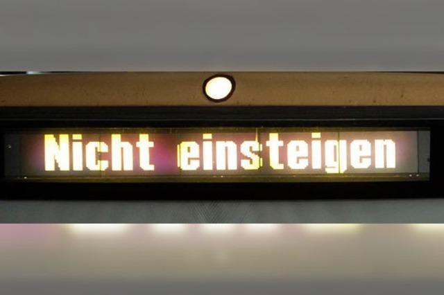 Kein Zug nach nirgendwo