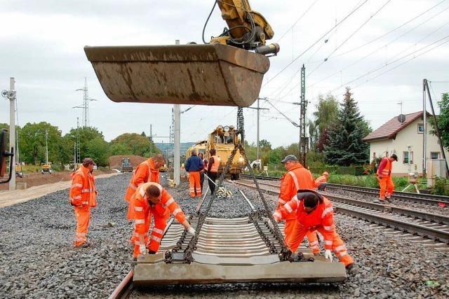 Für seine Verkehrsprojekte im Land setzt der Bund Prioritäten