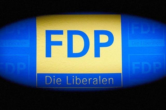 Die FDP sucht den Rettungsschirm