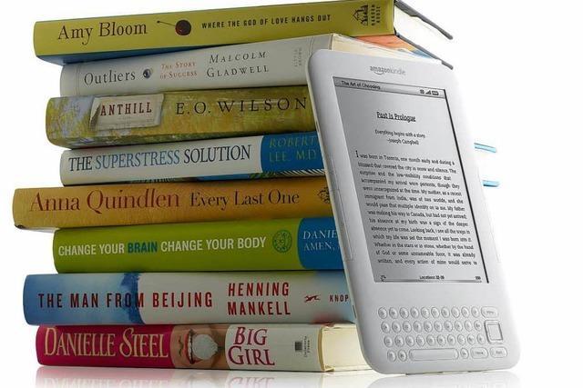 Amazon verkauft gut eine Million Kindle pro Woche