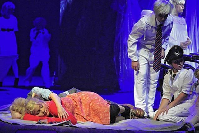 Ticketverlosung für die Oper