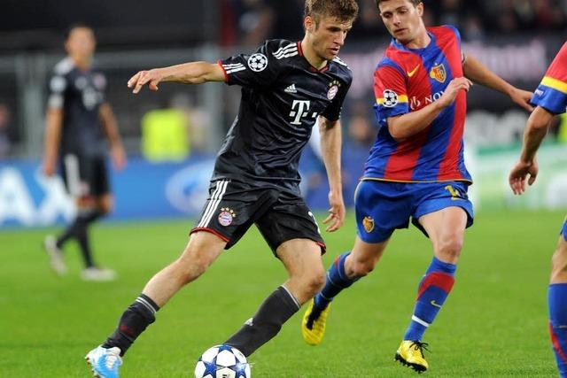 Champions League: Basel gegen Bayern – Leverkusen gegen Barcelona
