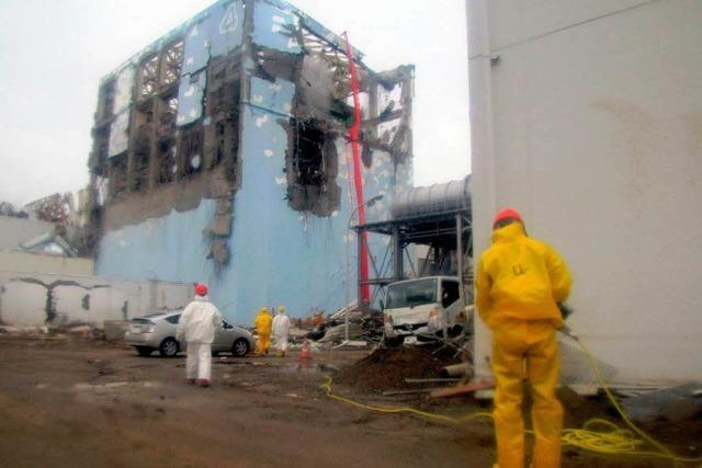Japans Regierung: Fukushima unter Kontrolle