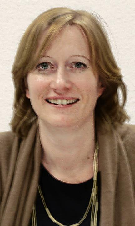 Die Grünen-Bundestagsabgeordnete Kerstin Andreae beim BZ-Gespräch  | Foto: Hans-Jürgen Truöl