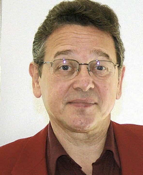 Michael Ziegelmayer ist Mobbing-Telefonberater und wertet die Anrufe aus.  | Foto: Irina Strohecker