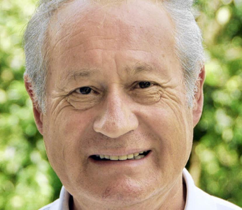 Werner Lacher (Freie Wähler)    Foto: Nikolaus trenz