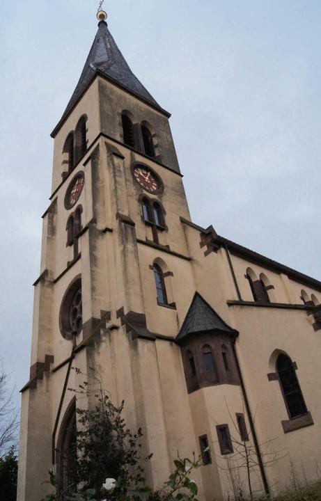 In Sankt Agnes in Eschbach wird es eher festlich als besinnlich.    Foto: Klein