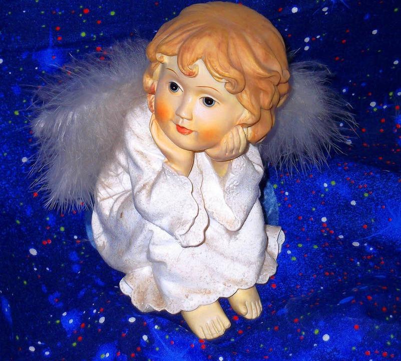 Was für ein Engel     Foto: Marks