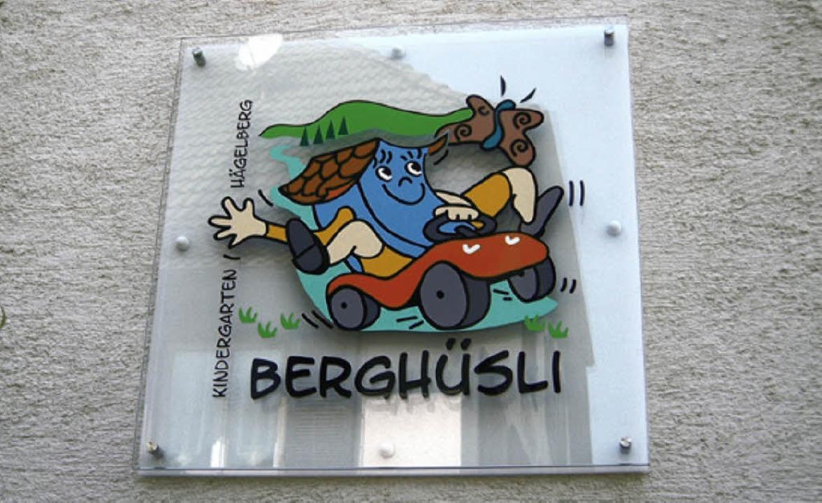 Großen Einsatz zeigen die Eltern im Hägelberger Kindergarten Berghüsli.  | Foto: Jennert