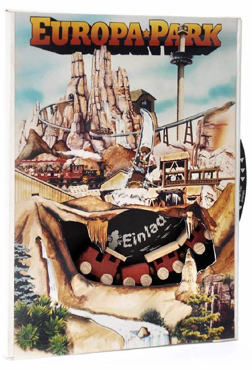 Kreativität Marke Eschbach: Eine fanta...ie Geschäftsverbindung mit Franz Mack.  | Foto: Privat